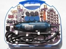 211pcs hot selling handheld electric drill grinder electric engraving machine carving jade carving tool set