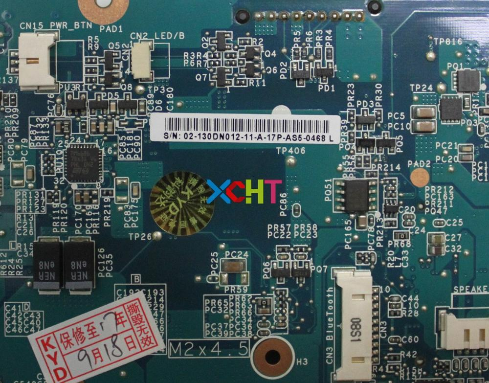 Image 4 - for Dell Studio 1458 CN 0R27DH 0R27DH R27DH 1P 1095J02 4011 Laptop Motherboard Mainboard Tested-in Laptop Motherboard from Computer & Office