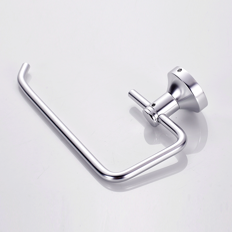 Towel Rings Space Aluminum Towel Ring Round Ou Shi Wei Yu Hang Bathroom Towel Rack Jie Sha Lang 2260 Bathroom Fixtures