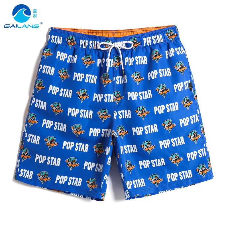 New Men's bathing suit beah mesh   shorts   quick dry surfboard hawaiian joggers swimwear plavky   board     shorts   praia briefs