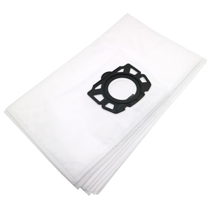 Image 2 - 10PCS of filter bags replacement parts for Karcher MV4 MV5 MV6 WD4 WD5 WD6 for Karcher WD4000 to WD5999