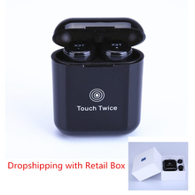 TWS X3T Wireless Bluetooth 4.2 Headset Earphone wtih Charger Box Bass X1t X2T Upgraded for iPhone Samsung Dropshipping
