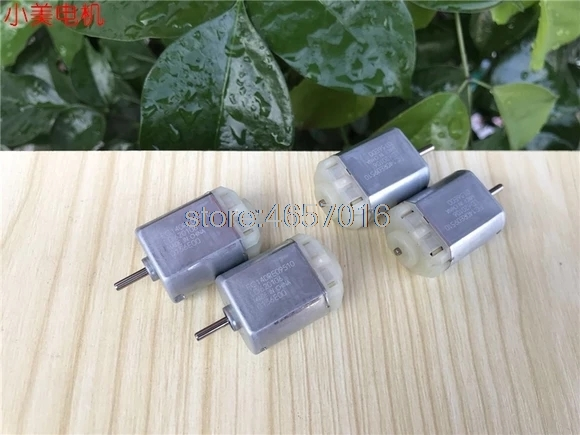 Mabuchi 140 micro DC motor FC-140RE 12V 8000r/min special for Rearview Mirror/Head Light adjuster motor FC-140RE-09510