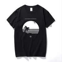 YUAYXEA Male funny present The Neighbourhood Wiped Out T-Shirt House Album Beach Men Tee Size Men T Shirt Print Cotton T-Shirt