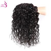 Prawdziwe Piękno Brazylijski Dziewiczy Włosy Water Wave Włosów Splot Wiązek 10-26