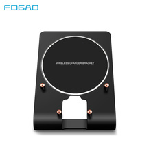 DCAE 10W Qi Wireless Charger for Apple iPhone 8 Plus X XS Max XR Quick USB Fast Wireless Charging Holder Stand For Samsung S9 S8