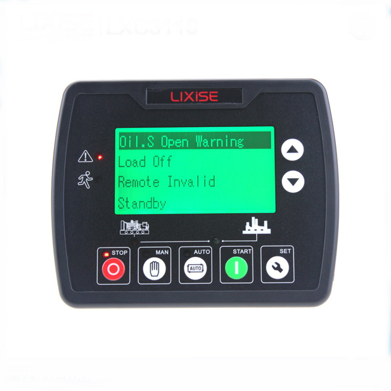 Original LXC3110 LIXiSE diesel generator control module free shipping