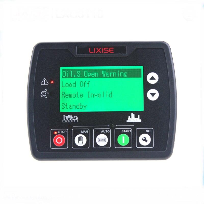 Oryginalny LXC3110 LIXiSE diesel generator kontroli moduł darmowa wysyłka w Części i akcesoria do generatorów od Majsterkowanie na AliExpress - 11.11_Double 11Singles' Day 1