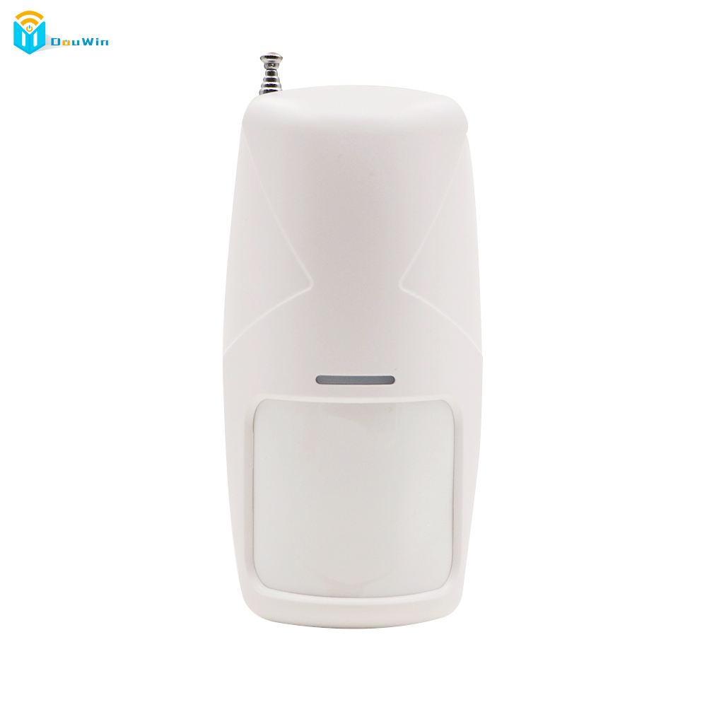 Pet Immune Detector New Generation Wireless Intelligent PIR Motion Sensor for GSM PSTN Home Security Alarm System DouWin бра mw light свеча 301027801