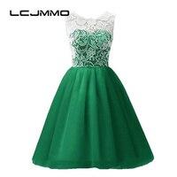 LCJMMO New Girls Lace Dresses 2017 Kids Sleeveless Chiffon Dress Princess Slim Party Costume Full Dress