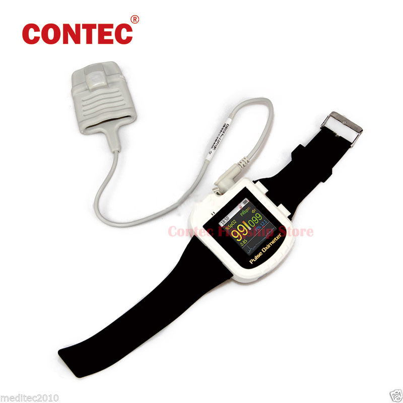 Factory direct sale free shipping CMS50I,Digital wrist pulse oximeter,spo2 monitor,finger pulse rate,blood oxygen
