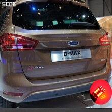 Для Ford B-Max C-Max KA II Maverick Mondeo IV SCOE новинка 2X 30SMD светодиодный стоп сигнал заднего стояночные огни автомобиля для укладки волос