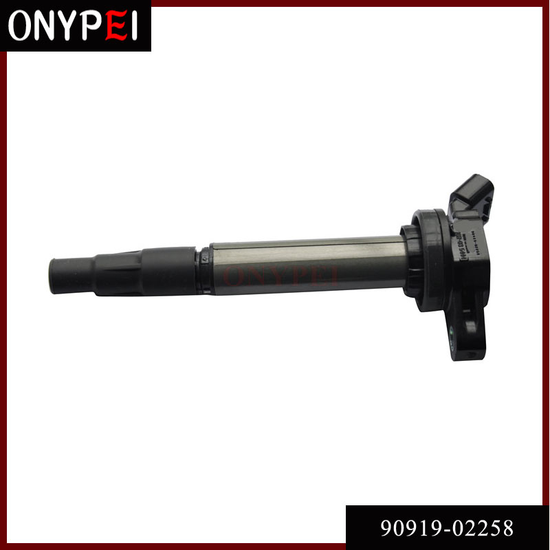 Ignition Coil 90919-02258 UF-596 For Toyota Corolla Matrix Prius Scion xD 1.8L 9091902258 90919 02258 все цены