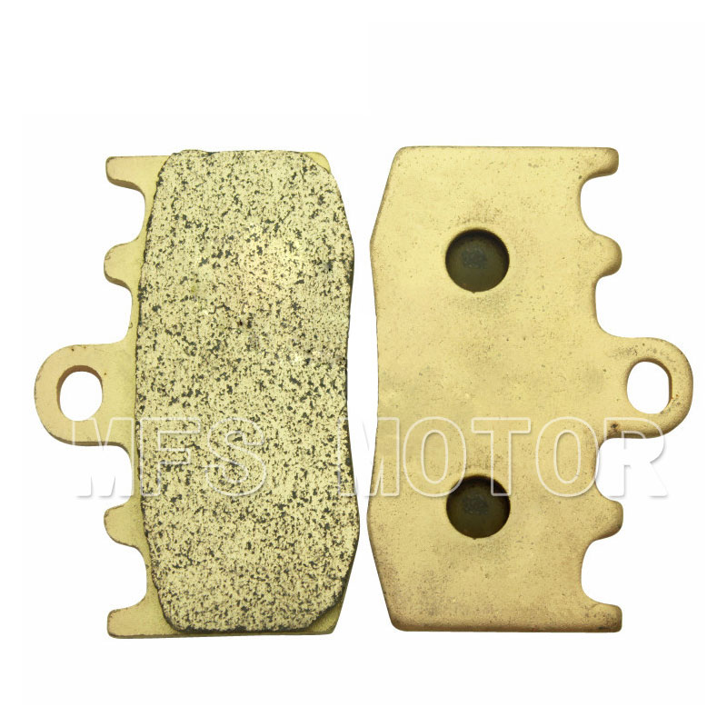 Motorcycle Part Sintered Front Brake Pads For BMW K1200 R1200 R850RT R1100 R1150 K1300 2009 2010