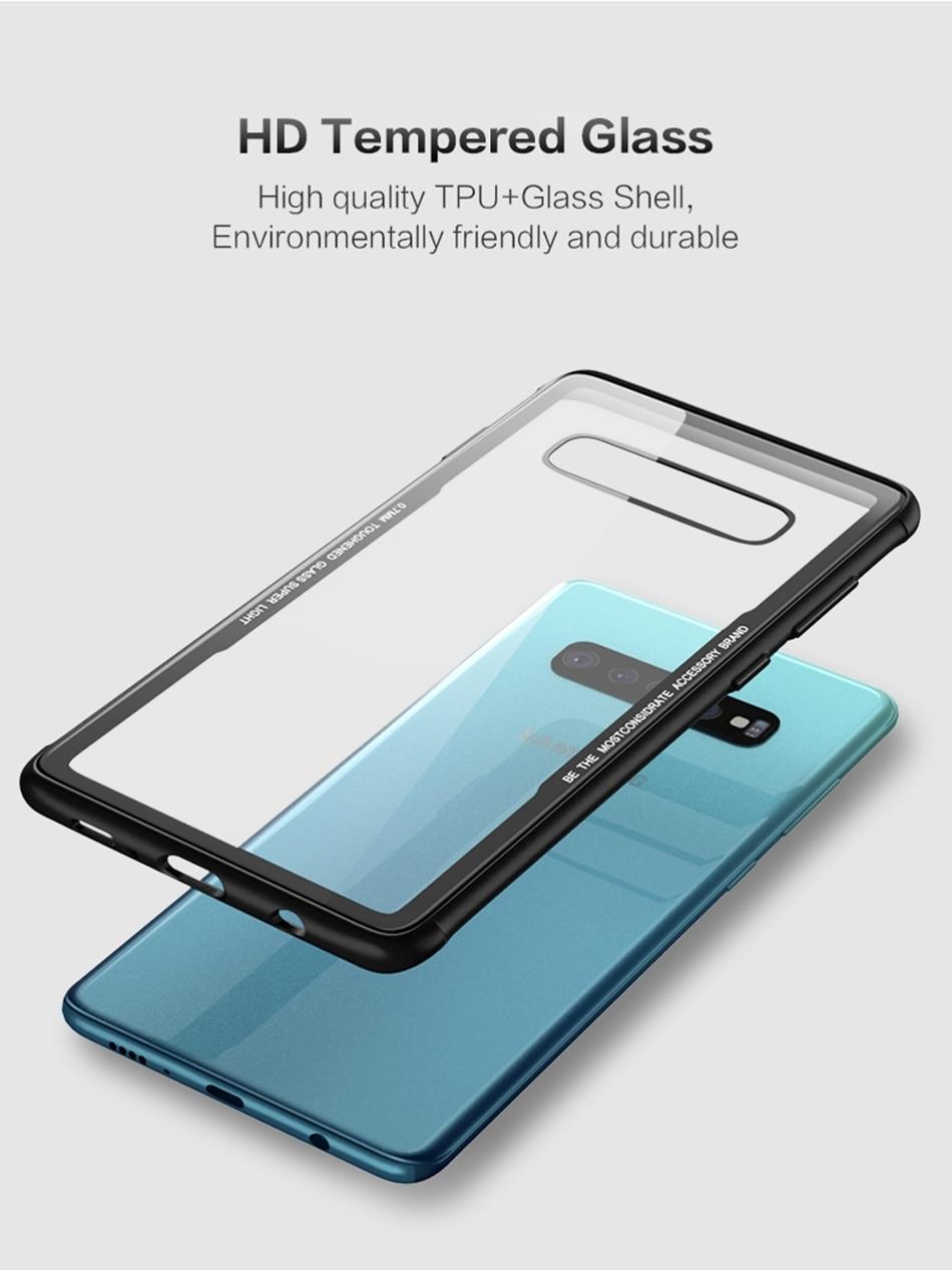 Ultra Thin Samsung Galaxy S10 Plus Case