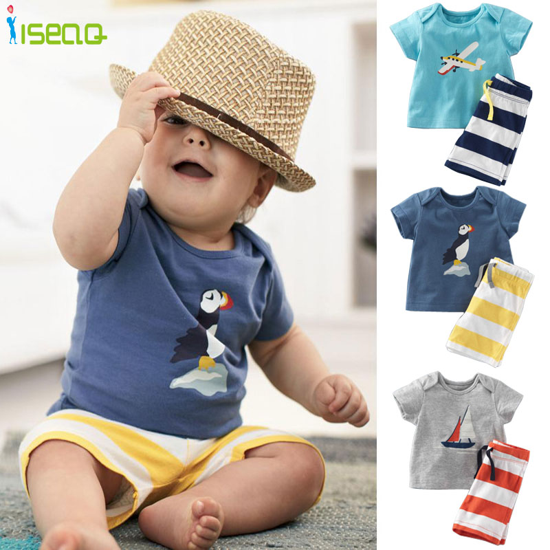 2pcs Baby Boys Clothing set Toddler Children Suits Summer Baby Kids Clothes Clothing Sets Short Sleeve Boys kids clothes boys clothing sets summer sport suit children short sleeve camouflage pant suits 1 4t toddler tracksuits 2017