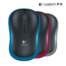 Logitech M186 2.4G Wireless Mouse with 1000dpi  M185 upgrade Office mouse
