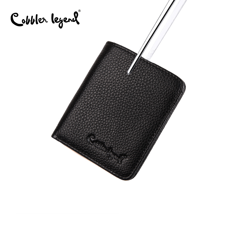 Clearance 2018 New Genuine Leather Men Wallets Vintage Style Men Wallet Fashion Brand Purse Credit Card Holder Clutch Vallet ...