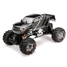Free Shipping HBX 2098B 1/24 4WD Mini RC Climber/Crawler Metal Chassis RC Car