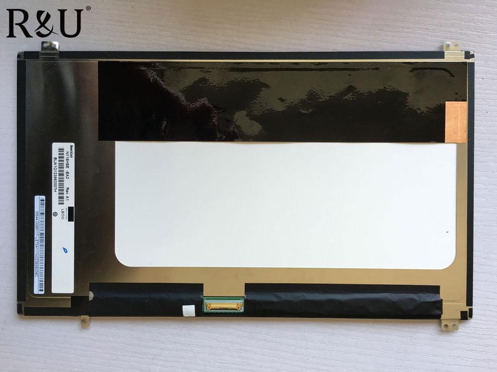 R&U test good N116HSE -EA2 Rev.A1 LEOO led lcd screen display inner screen 11.6 For ASUS TX201 TX201L TX201LA-P TX201LAF