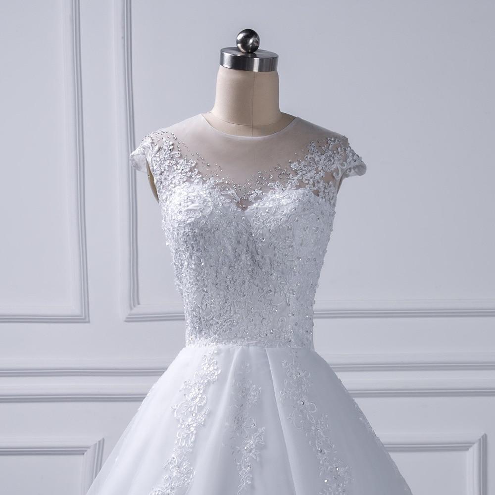2018 prinzessin Plus Größe Hochzeit Kleider 2016 Braut Kleid ...