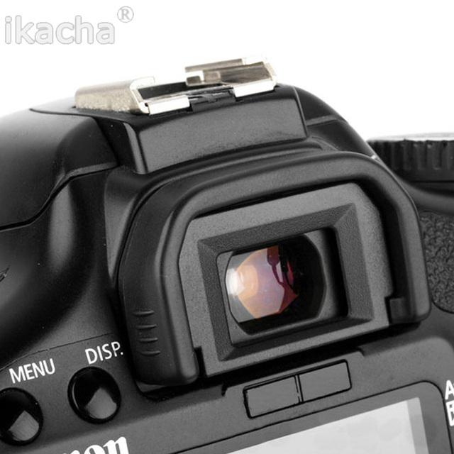 Eyecup EF Rubber for Canon EOS 760D 750D 700D 650D 600D 550D 500D 100D 1200D 1100D 1000D Eye Piece Viewfinder Goggles