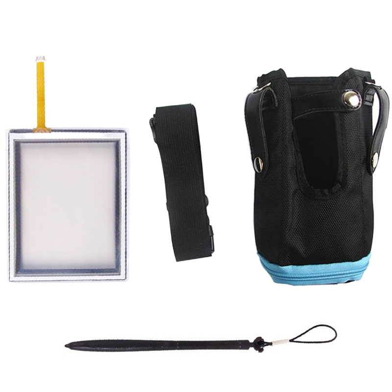 1 set Holster+Stylus+Digitizer Screen for Symbol MC9000 MC9060 MC9090 9090G Barcode Scanner Compatible Wireless Mobile Computer awo compatibel projector lamp vt75lp with housing for nec projectors lt280 lt380 vt470 vt670 vt676 lt375 vt675