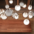 ARK LIGHT MODERN Contemporary DIA 25CM ACRYL BALL Pendant lamp