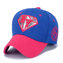 Gorra de béisbol hombres mujeres deporte Casual papá sombrero NY bordado  joya curva Cap visera sombrero de Superman hombre hueso. 08d9d3c97d6