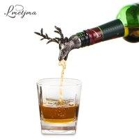 Herten wijnschenker 1