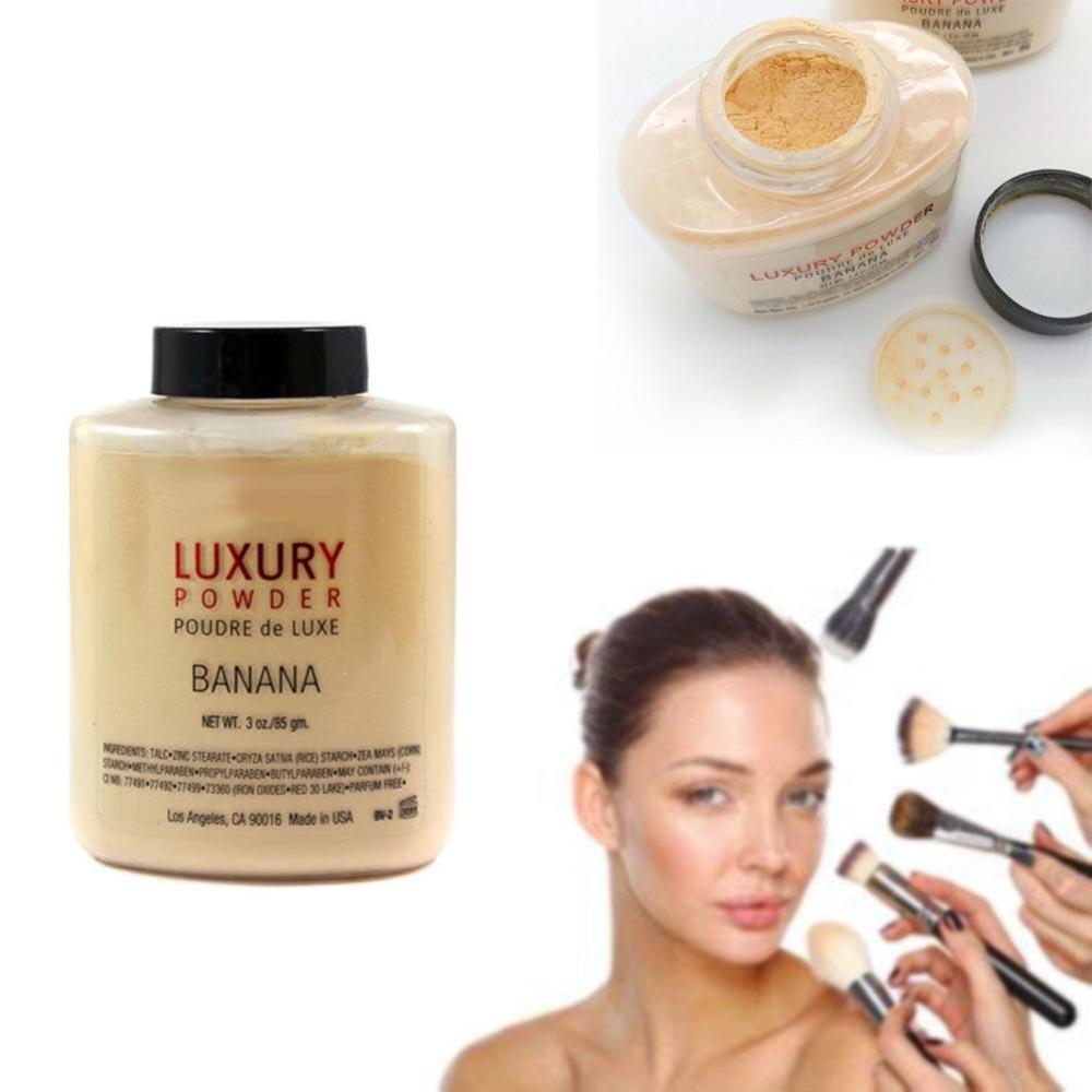 Pro Powder Banana Foundation Poudre Highlighter Makeup 42g For Kim Kardashian STA