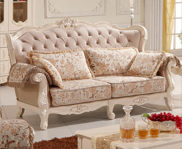 2015 Foshan Furniture Living Room Chesterfield Sofa Set White Leather Sofa In  Dining Room Sets From Furniture On Aliexpress.com | Alibaba Group