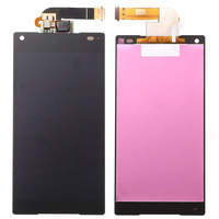 New LCD Display With Touch Screen Digitizer For Xperia Z5 Mini Compact E5803 E5823 Black White