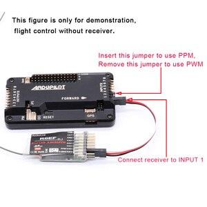 Image 3 - APM2.9 APM2.8 Flight CONTROLLER BOARD รองรับ PPM apm2.6 2.8 อัพเกรดภายในเข็มทิศสำหรับ RC Quadcopter Multicopter Ardupilot