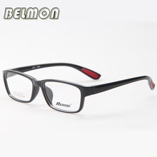 Eyeglasses Frame Women Men Tag Computer Optical Eye Glasses Spectacle For Womens Male Transparent Clear Lens TR90 Oculos RS311