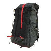 35L-45L Lightweight Durable Travel Camping Hiking Backpack Outdoor Ultralight Frameless Packs 3F UL GEAR