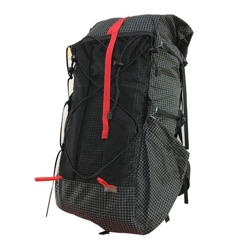 35L-45L léger Durable voyage Camping randonnée sac à dos en plein air ultra-léger sans cadre paquets 3F UL GEAR