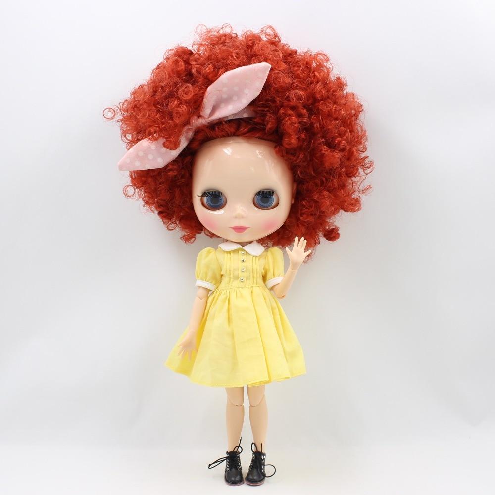Sister Blythe Dolls Afro Hair 10 Options 3