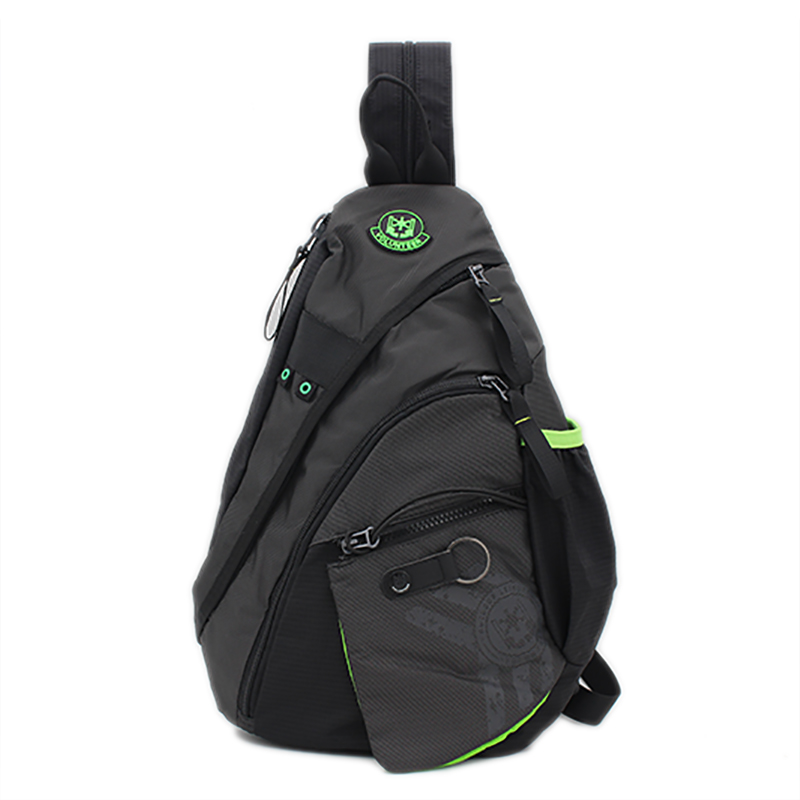 Oxford Waterproof Cross body Chest Day Back Pack Travel Hike Messenger Water Bottle/Kettle Bag Single Shoulder Bags Rucksack burton рюкзак kettle pack
