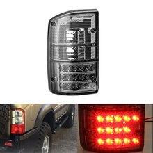 MZORANGE 1 Set Tail Light For Nissan Patrol GQ 1/2 Series 1988-1997 LED Rear Brake Lamp Car Assembly Three Colors