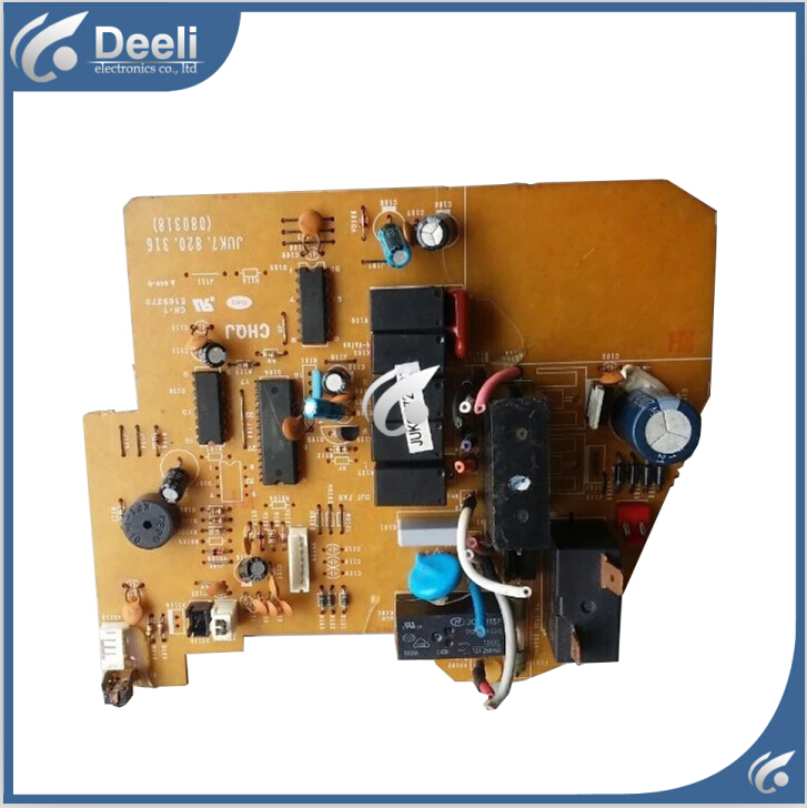 цена на 95% new good working for air conditioning motherboard Computer board JUK6.672.887 JUK7.820.316 board good working