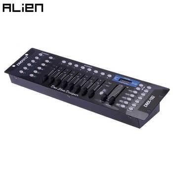 ALIEN 192 DMX Controller Stage Lighting DJ Equipment DMX Console for Disco Party LED Par Moving Head Laser Spot light Controller - DISCOUNT ITEM  0% OFF All Category