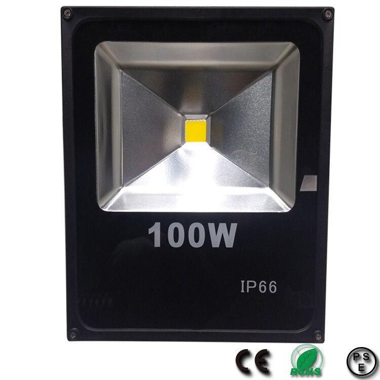 100w spot flood light projecteur led eclairage exterieur. Black Bedroom Furniture Sets. Home Design Ideas