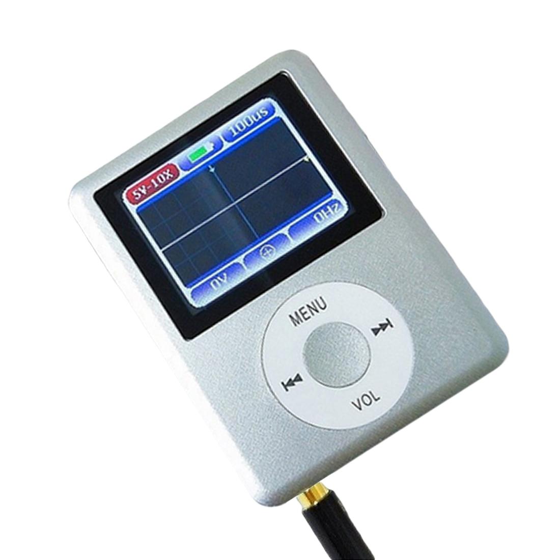 De poche 20 m Bande Passante 100 m Taux D'échantillonnage Mini Poche Portable Ultra-petit Numérique Oscilloscope DSO168