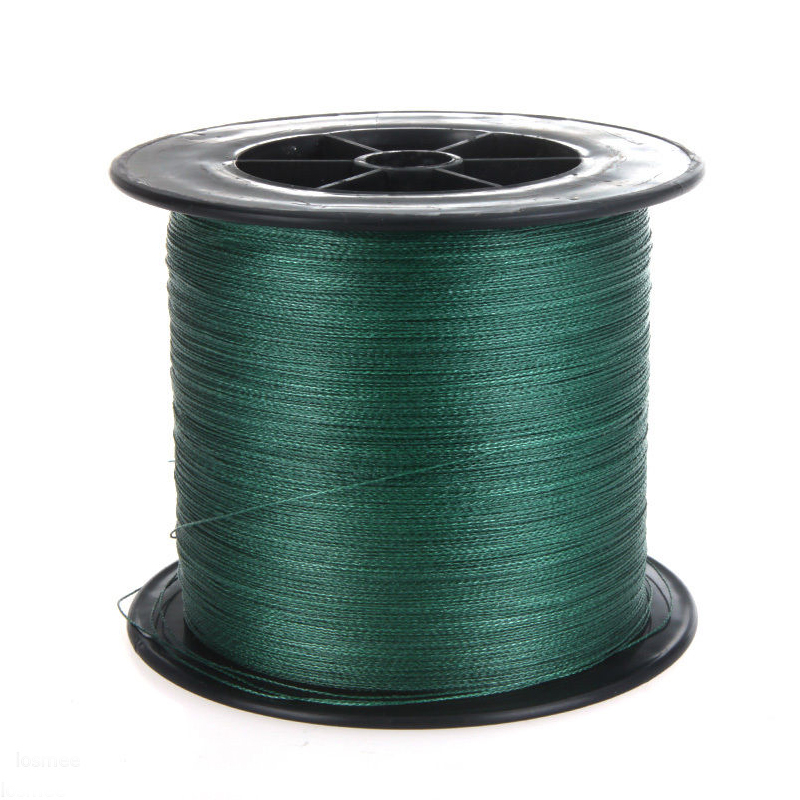 1500YD 100LB 0.5mm Fishing Line Strong Braided 4 Strands High quality
