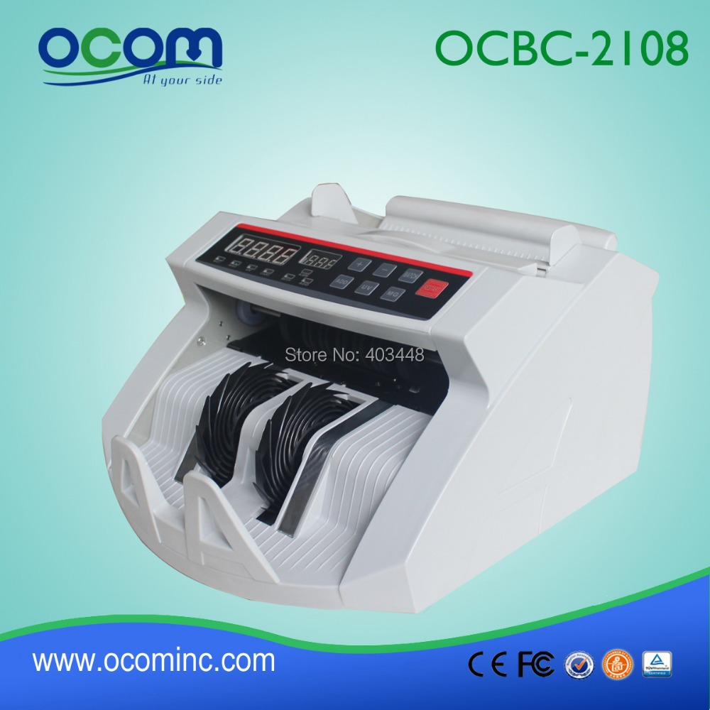 ФОТО OCBC-2108:Low Price  Bill Counter with UV and MG function