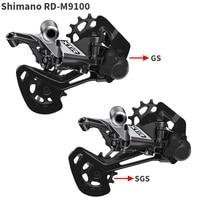 SHIMANO XTR RD M9100 Rear Derailleur Shadow+ GS / SGS 12 Speed MTB bicycle bike Derailleurs