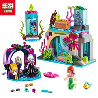 25010 Niñas serie mágico hechizo set 41145 edificio Blocs ladrillos educativos Juguetes para niños regalo de Año Nuevo