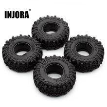"""4 個 1.9 """"ゴムタイヤ/ホイールタイヤ 1:10 rcロッククローラー軸SCX10 90046 AXI03007 タミヤCC01 d90 D110"""