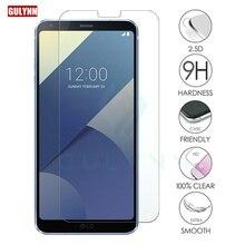 Обновленное закаленное стекло 9H для LG G5 G6 V10 V20 2.5D взрывозащищенное Защитное стекло для LG K4 K8 K10 K20